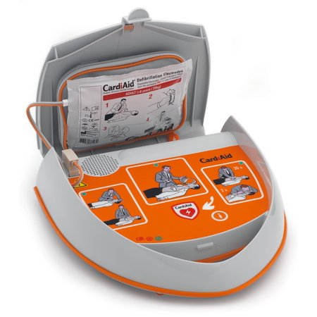 LAMINATED POSTER Defibrillator Aed Semi-automatic Protection Poster Print 24 x (Semi Automatic Defibrillator)