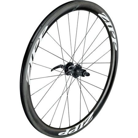 - Zipp 302 Carbon Clincher Rear Wheel 700c 24 Spokes 10/11-Speed SRAM