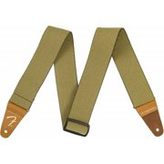 NEW Fender Weighless Guitar Strap, TWEED, #099-0685-001