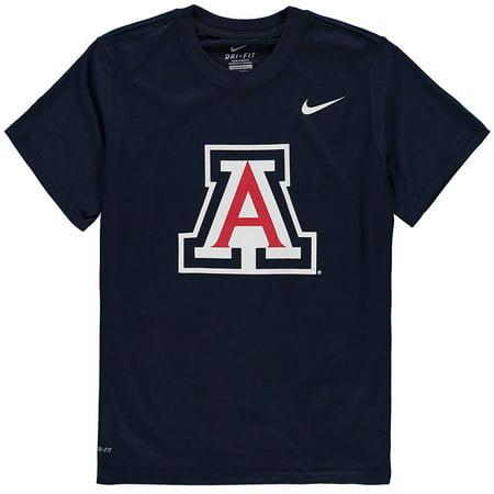 Arizona Wildcats Nike Youth Logo Legend Dri-FIT T-Shirt -