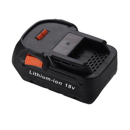 Powerextra 18V 4000mAh Replacement Battery For RIDGID R840087 R840083 18 Volt Ridgid Power Tools Batteries (18 Volt Battery Ridgid)
