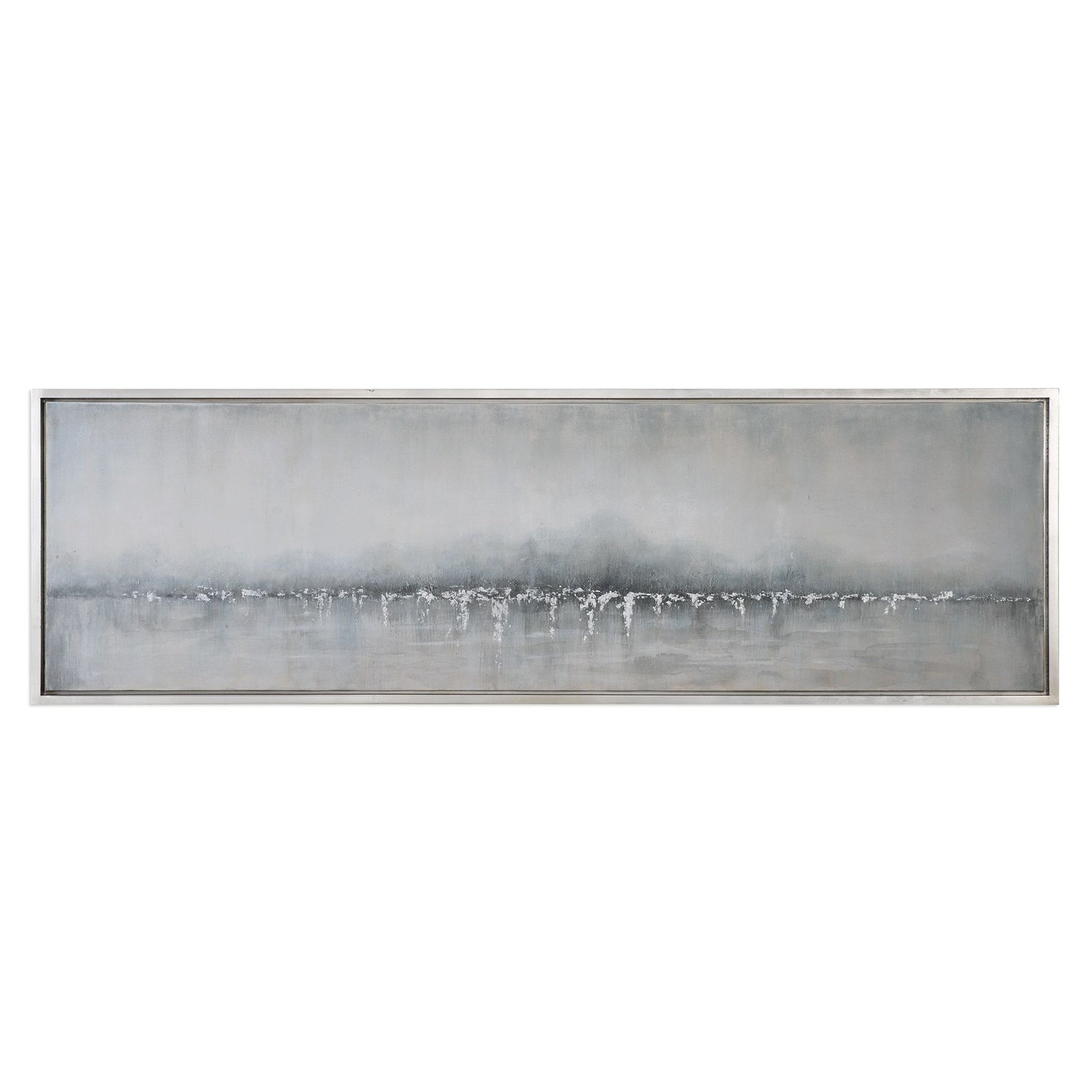 Uttermost Tides Edge Abstract Wall Art
