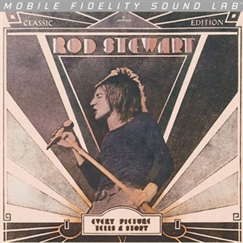 Rod Stewart - Every Picture Tells a Story [Vinyl]