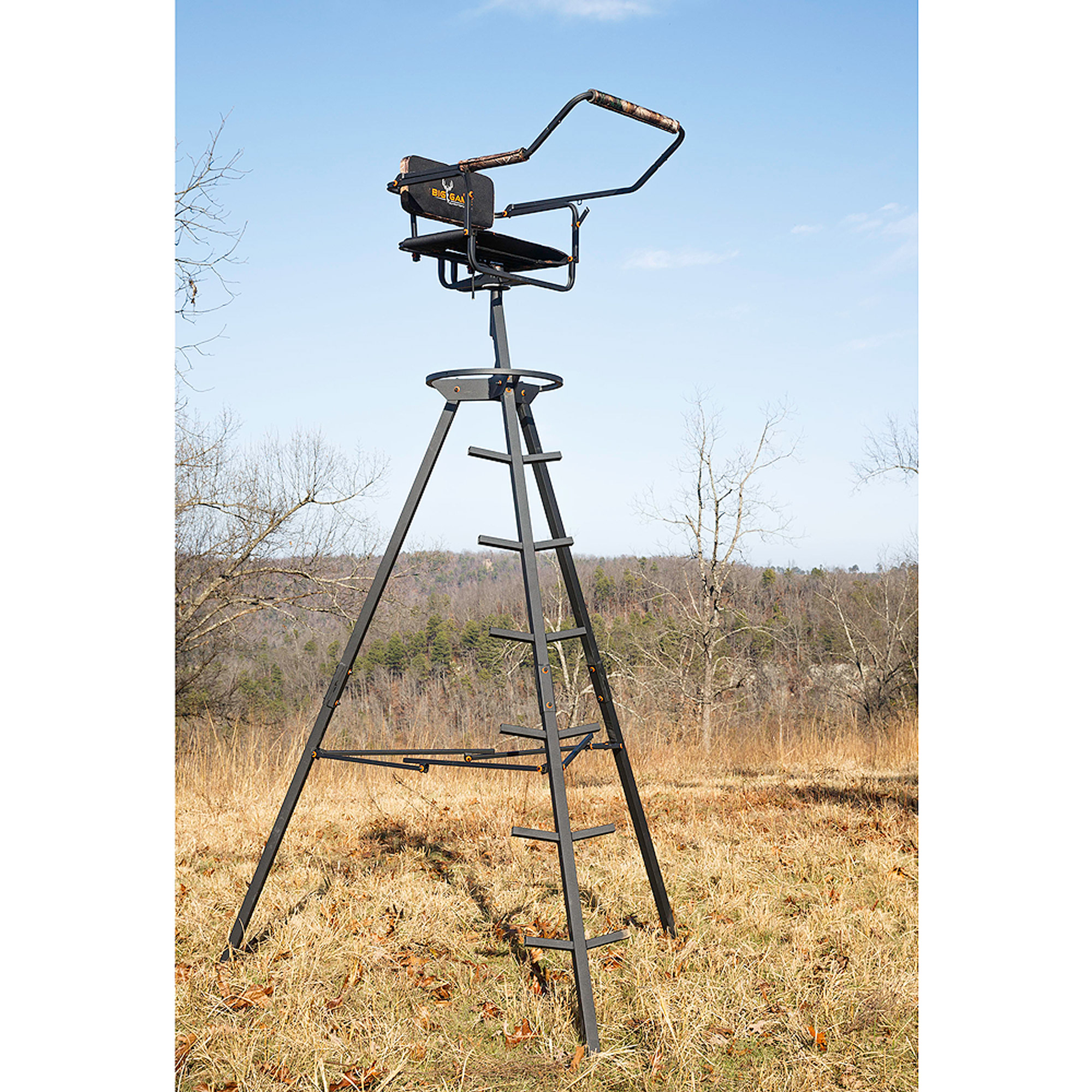 Big Game 10' Portable Tripod