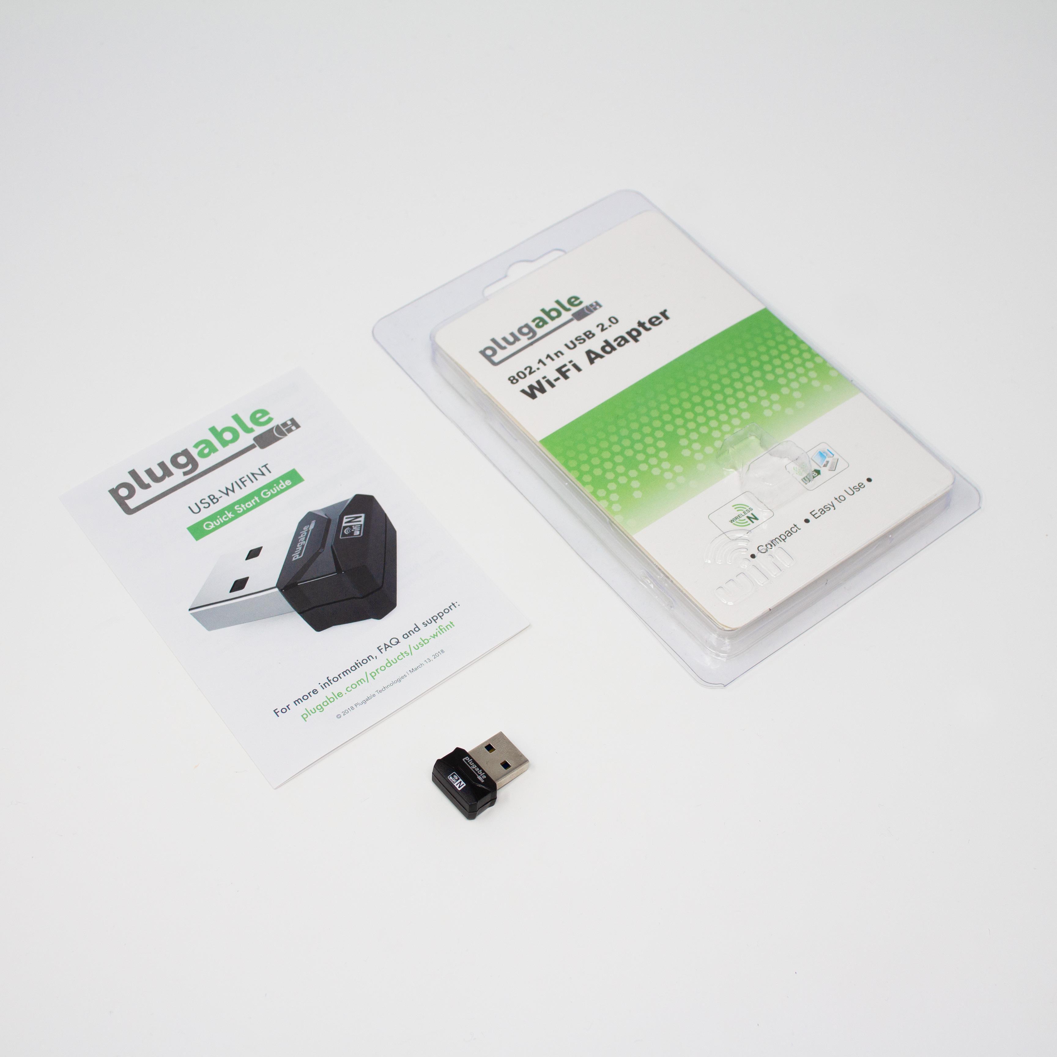 10Pcs, 150M USB Network Adapter for PC Laptop Wireless Network Adapter Uonlytech USB WiFi Adapter