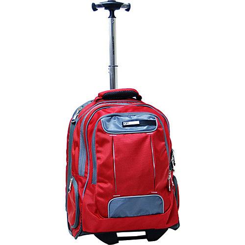 CalPak Armor Satellite Rolling Laptop Backpack