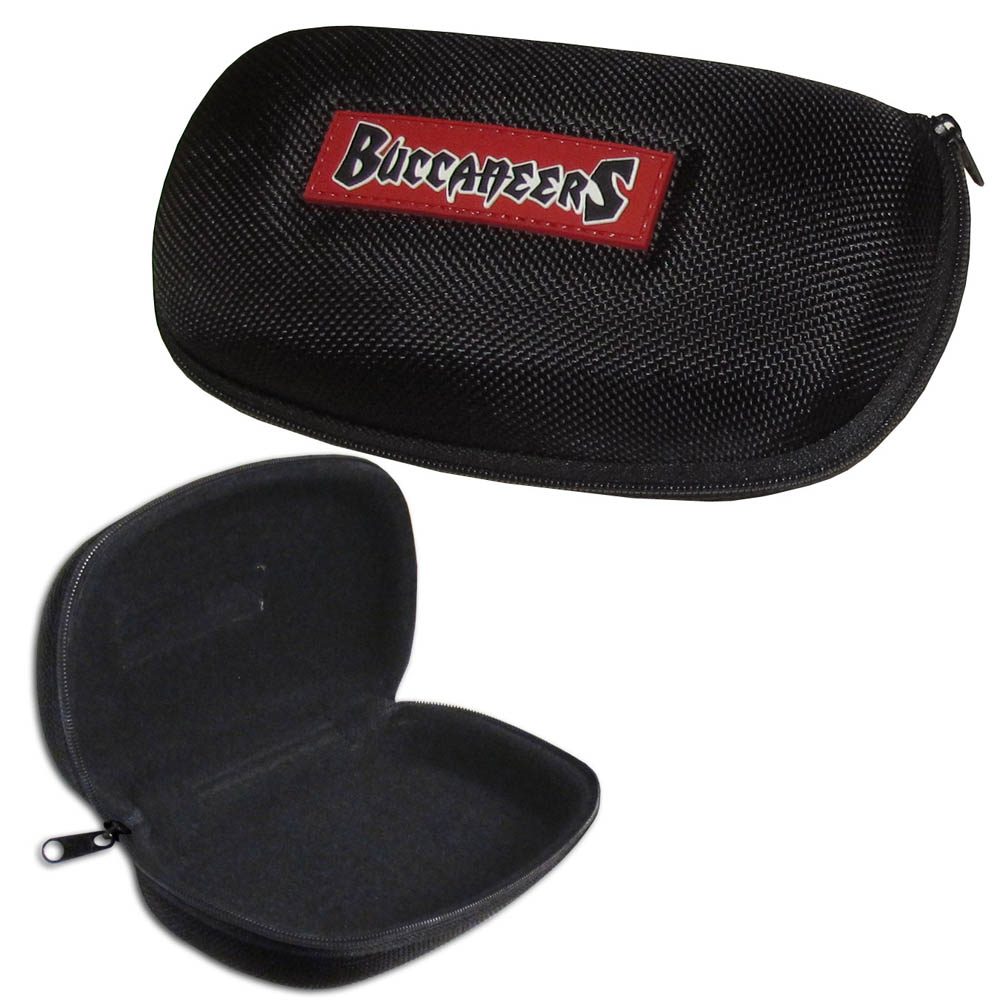 Tampa Bay Buccaneers Official NFL Zippered Sunglass Case by Siskiyou 148873