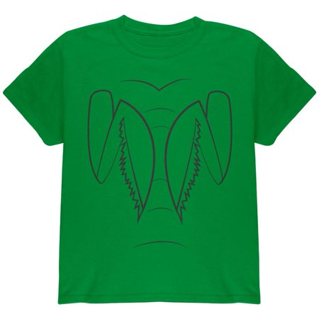 Halloween Praying Mantis Costume Youth T Shirt - Halloween Disneyland Hk