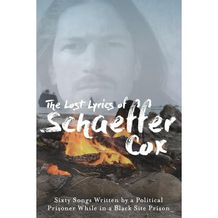 Lost Lyrics of Schaeffer Cox](In Our Town Of Halloween Lyrics)