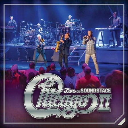 Chicago II - Live On Soundstage (CD) (Includes