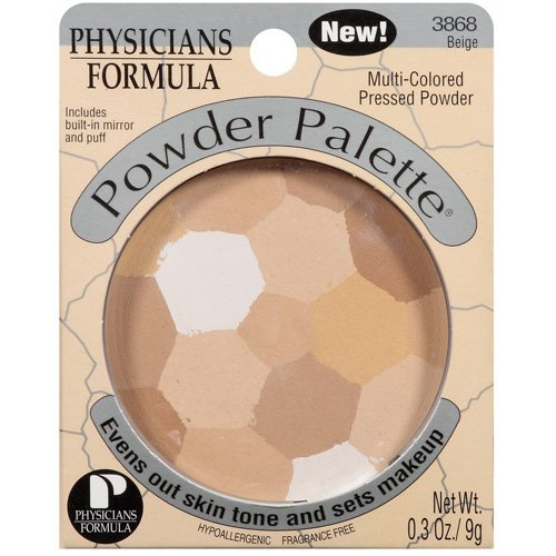 Physicians Formula Multi-Colored Powder Palette, Beige 3868