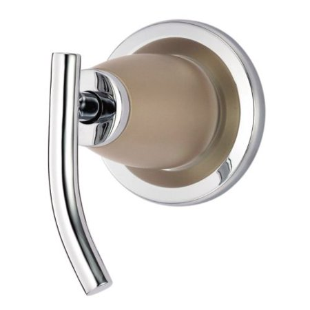 Danze D560954T Volume Control Valve Trim with Lever Handle From the Sonora Collection (Less Valve)
