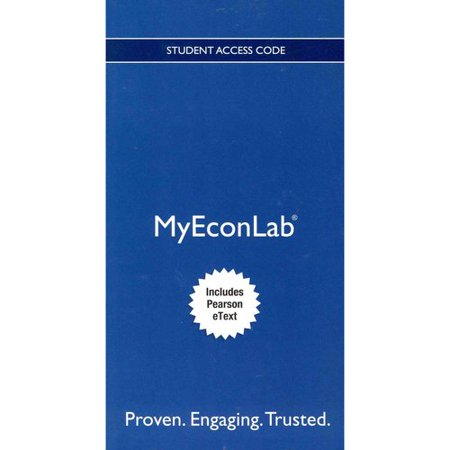 Money  Banking  And The Financial System Myeconlab Access Code  Includes Pearson Etext