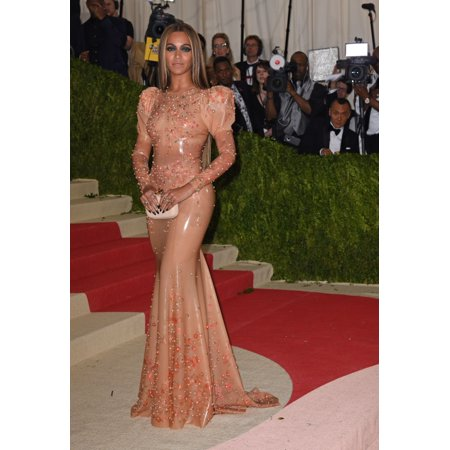 Beyonce Knowles-Carter At Arrivals For Manus X Machina Fashion In An Age Of Technology Opening Night Costume Institute Annual Gala - Part 3 Metropolitan Museum Of Art New York Ny May 2 2016 Photo (Beyonce Costumes For Sale)