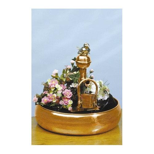 Unique Arts Copper Pouring Bucket Fountain
