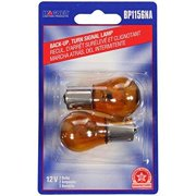 wagner lighting bp1156na natural amber miniature bulb - card of 2