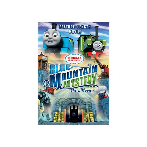 Thomas And Friends: Blue Mountain Mystery - The Movie (Widescreen)