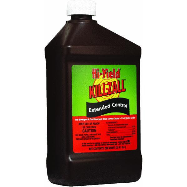 Hi-Yield Killzall Extended Control Weed & Grass Killer