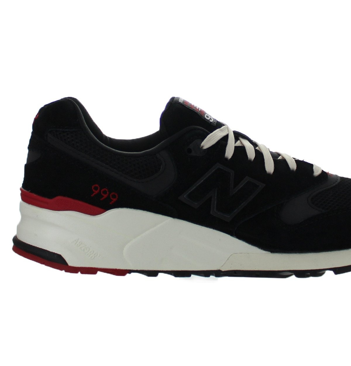 Click here to buy Mens New Balance 999 Elite Edition Black Red ML999AF.
