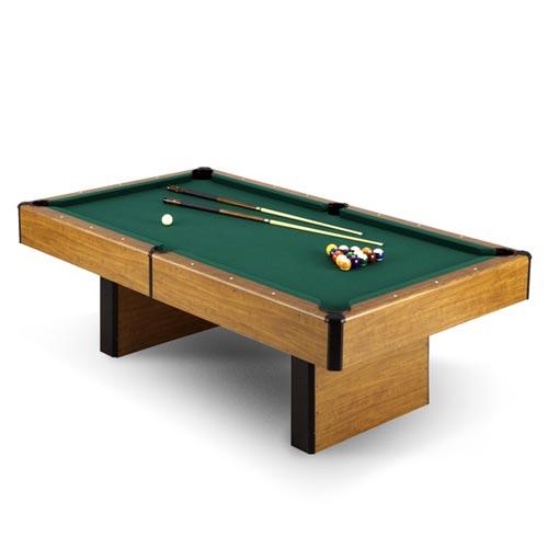 Majestic 8u0027 Slatron Pool Table