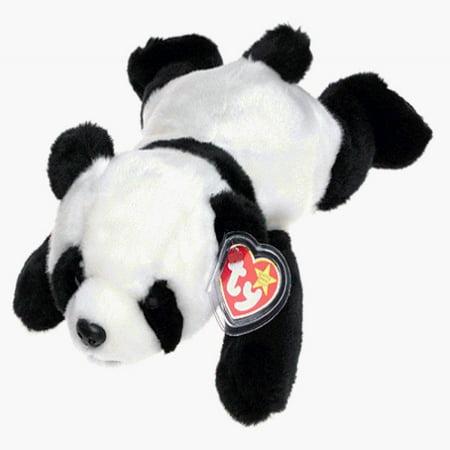 TY Beanie Buddy - PEKING the Panda Bear [Toy] - Panda Bear Mascot