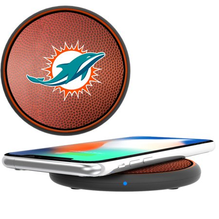 Miami Dolphins Wireless Cell Phone Charger - No Size ()