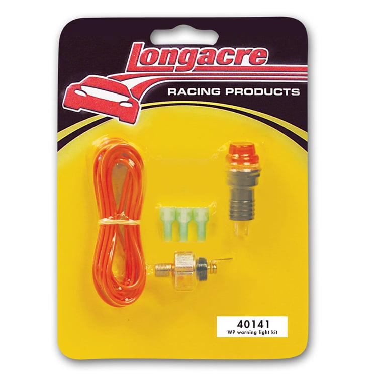 Longacre 40141 Gagelites Water Pressure Warning Light Kit
