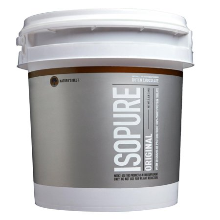 Nature's Best Isopure Original Protein Powder, Chocolate, 8.8
