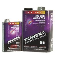 Otc TRE-6841 Kwik Gloss Clearcoat, 1-gallon