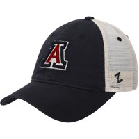 Arizona Wildcats Zephyr University Trucker Adjustable Snapback Hat - Navy - OSFA