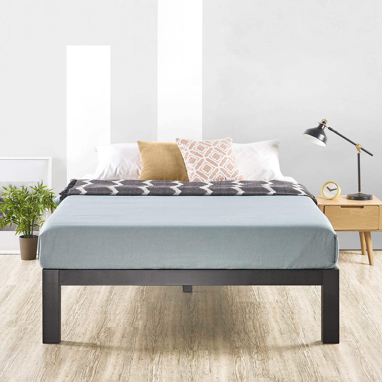 5ft kingsize! 4/'6ft Double Memory Foam mattress Texas Velvet BedFrame