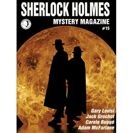 Sherlock Holmes Mystery Magazine #15 - eBook