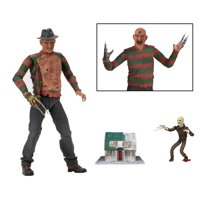 "Nightmare on Elm Street - 7"" Scale Action Figure - Ultimate Dream Warriors Freddy"