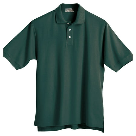 Tri Mountain Mens Big And Tall Double Stitched Polo Shirt