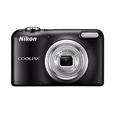 Nikon Coolpix A10 16MP 5X Optical Zoom Compact Digital Camera