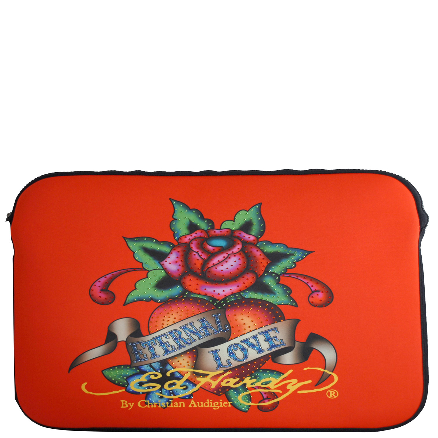 Ed Hardy Backpacks Bill Medium Laptop Sleeve