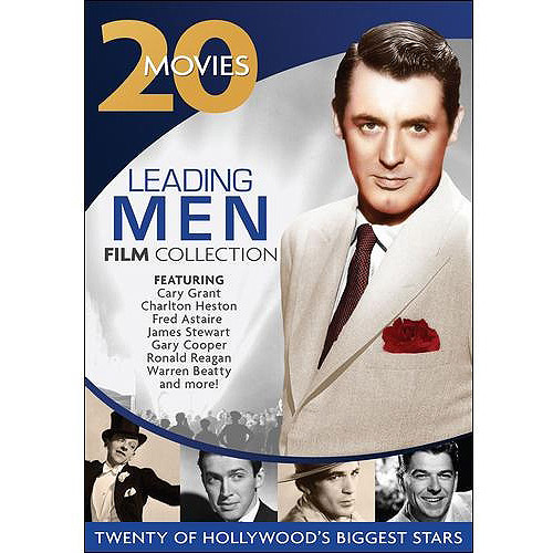Leading Men Film Collection: 20 Movie Set