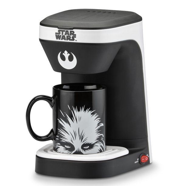 Star Wars 1-Cup Coffee Maker