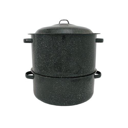 COLUMBIAN Granite Ware Graniteware 19-qt. Multi-Pot