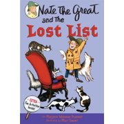 Nate the Great and the Lost List - eBook