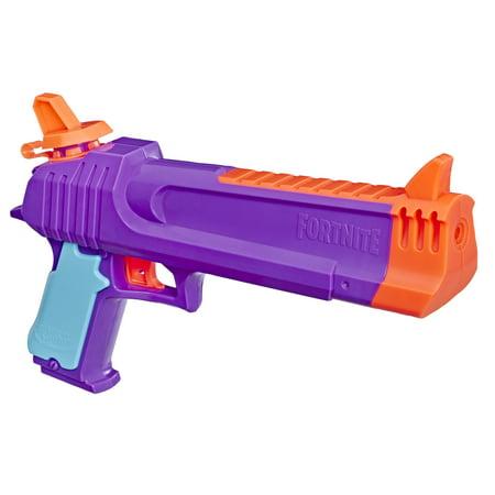 Homemade Water Gun (Fortnite HC-E Nerf Super Soaker Toy Water)