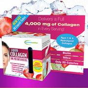 Best Collagen Drinks - Applied Nutrition Liquid Collagen Drink Mix Tubes, 4000 Review
