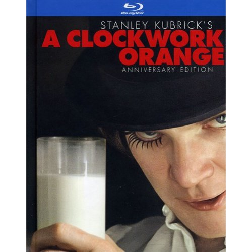 A Clockwork Orange (Blu-ray) (DigiBook) (40th Anniversary) (Widescreen)