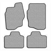 Averys Floor Mats 814-701 Custom-Fit Nylon Carpeted Floor Mats For 1997-2003 Chevrolet Malibu, Black, 4 Piece Set