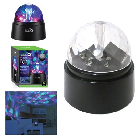 Disco Strobe LED Light Party Stage Club Dj Lighting Crystal Magic Ball Effect (Disco Ball Light)