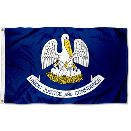 State of Louisiana Flag Nylon Louisiana State Flag