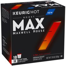 Coffee Pods: Maxwell House Max