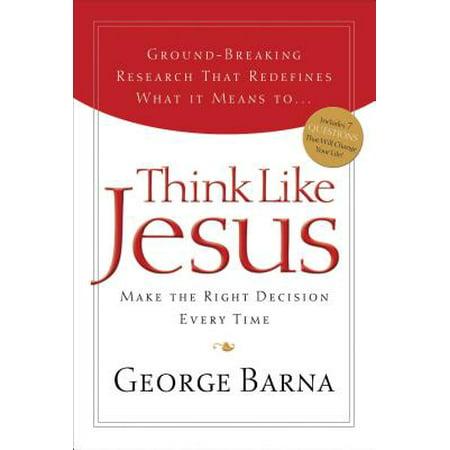 Think Like Jesus (Jesus Had Hair Like Wool Skin Like Bronze)