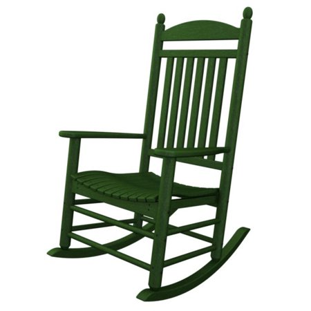 Superb Recycled Earth Friendly Kennedy Outdoor Patio Rocking Chair Home Interior And Landscaping Ferensignezvosmurscom