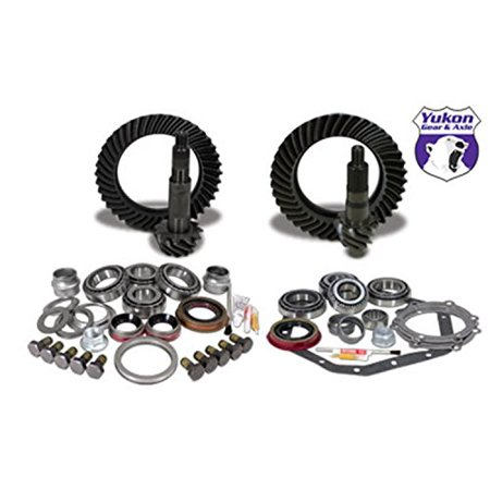 Yukon (ygk024) Gear And Install Kit For Gm 14-Bolt Truck